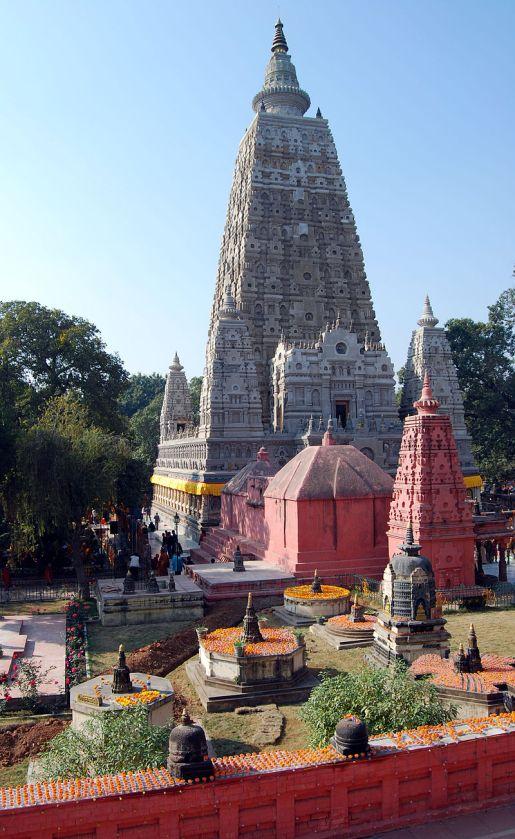 Bodh Gaya i święte drzewo buddyzmu