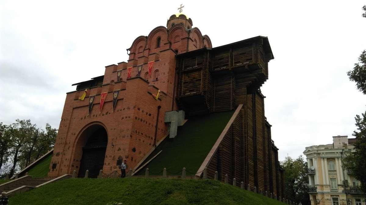 Stolica Ukrainy - Kijów