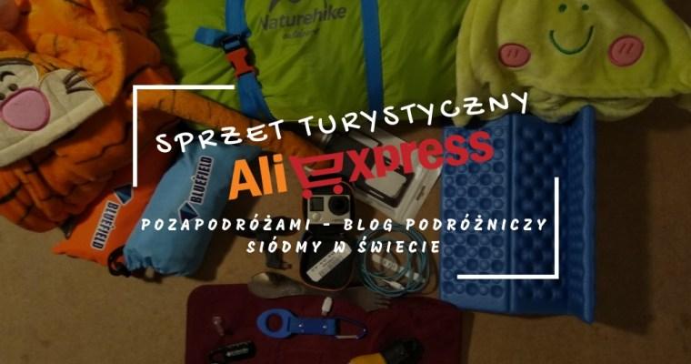 PozaPodróżami #2 – Sprzęt turystyczny z Aliexpress