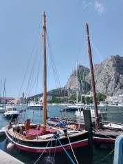 Chorwacja - Zwiedzamy Omiš