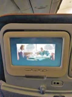 Pulp Fiction w samolocie