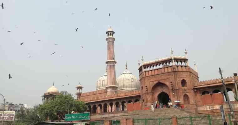 Indie #8 – Powrót i stolica Indii New Delhi