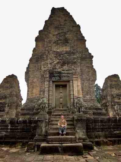 Świątynie Angkoru - Kambodża Poipet - granica Kambodży