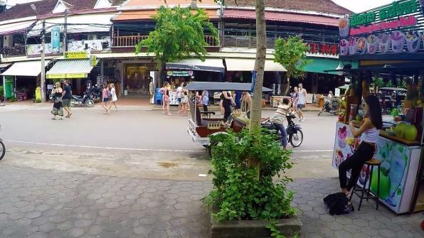 Pub Street w Kambodży - Atrakcje Siem Reap