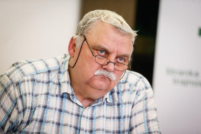 Predsednik E-foruma Gorazd Marinček bo odločitev sporočil po sestanku z nekdanjima županoma.