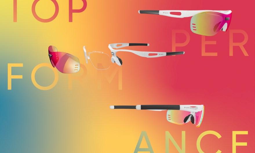 Top-Performance. Die SIOLS Systemsportbrillen passen sich an jede Sportart an.