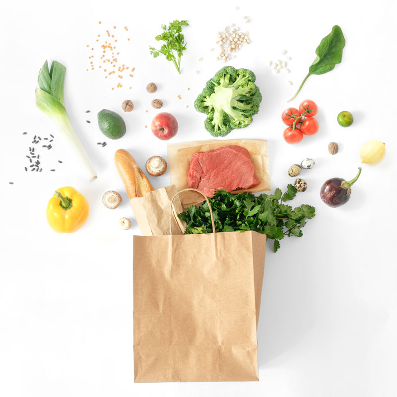 Diet and cell health