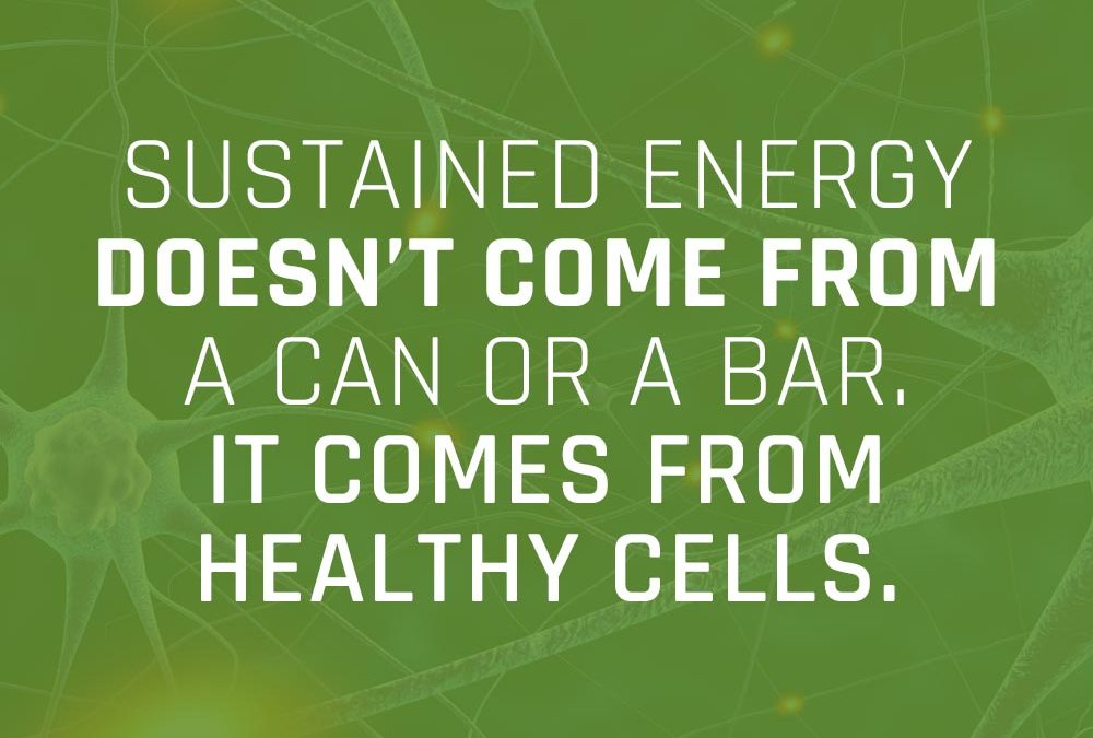 The Mitochondrial Boost – Getting the Most Out of the Energy Your Body Can Produce