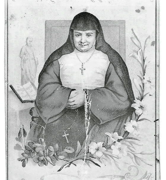 blažena Ana Marija Javouhey - devica in ustanoviteljica