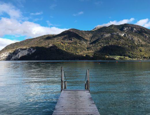 Piękne miejsca w Austrii