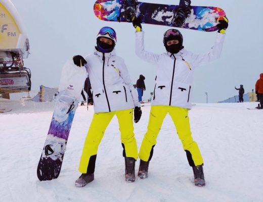 Jak dobrać sprzęt snowboardowy