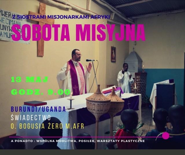 Sobota misyjna 13.05.2017r