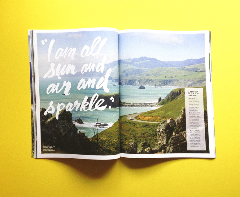 National Geographic Siotes Design Typography And