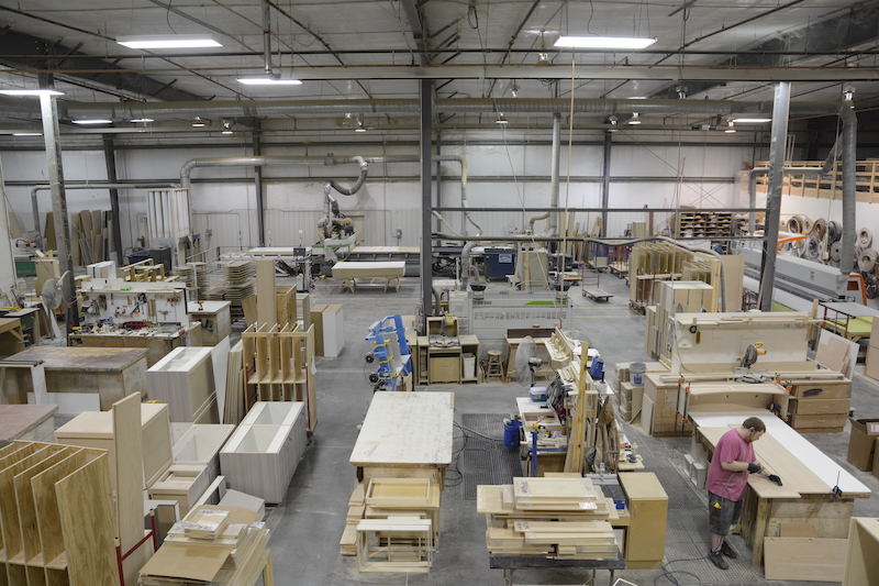 Family woodworking business finds steady growth in second ...