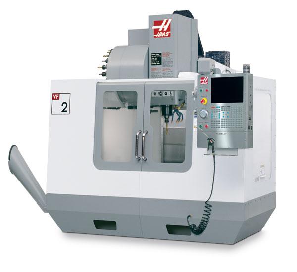 HAAS-VF2-milling