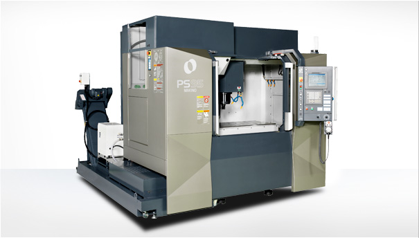 Makino PS95 Vertical Mill