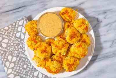 Leftover Mashed Potato Croquettes with Ham   Sip and Spice