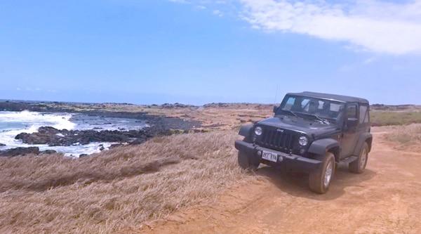 Hawaii Trip: In search of Papakolea Green Sand Beach on the Big Island
