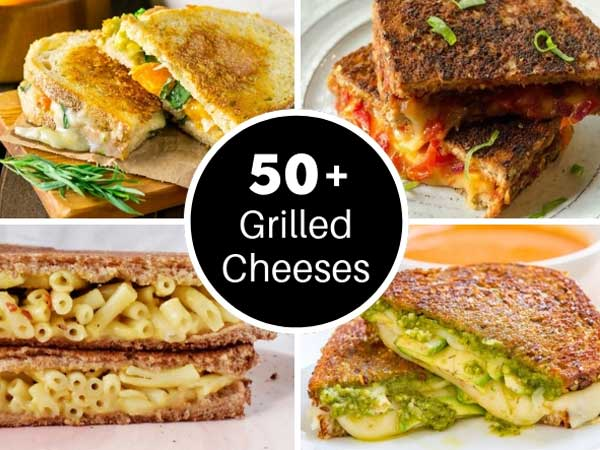 50 of the best gourmet grilled cheese sandwich ideas