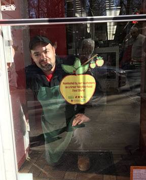 """Image result for Seven Staten Island Stores Were Recognized as """"Great Neighborhood Stores"""" at St. Johns University"""
