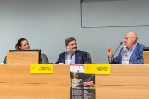 SIPNEI Congresso Torino 2015, Francesco Bottaccioli, Gianluca Bocchi