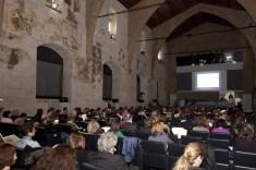 Una veduta della sala plenaria
