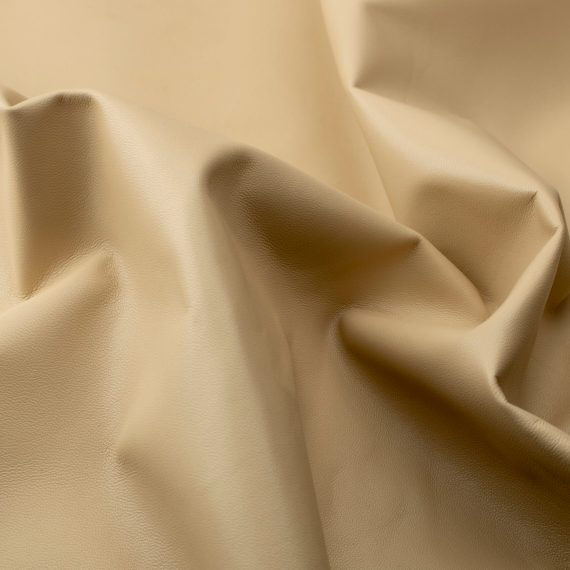 Lamb nappa beige l6d210 - leather for garments