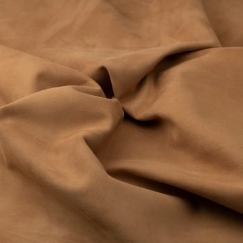 Silky suede deer Sipo l6r329s - leather for garments without lining