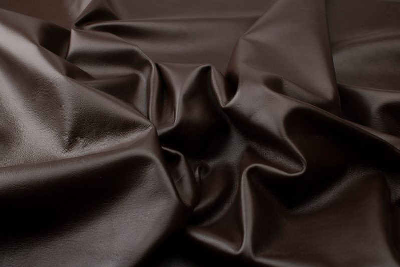 Lamb nappa taupe l6d331 - leather for garments