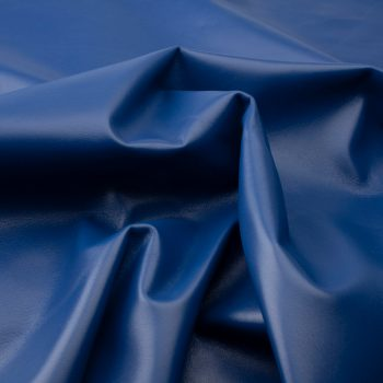 Lamb nappa cobaltblue l6d630 - leather for garments