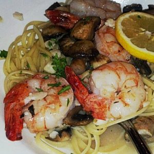 Family Style Italian Dining Rocks in Occidental