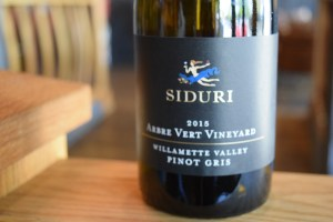 Siduri Wine Tasting Room in Downtown Healdsburg