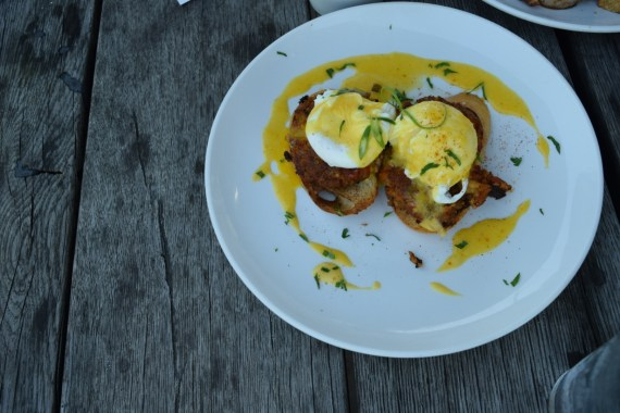 Louisiana Cooking ~The Parish Cafe in Healdsburg