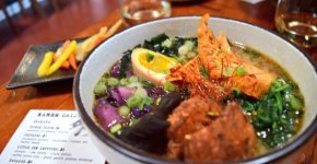 Sonoma County Restaurant Highlight: Ramen Gaijin