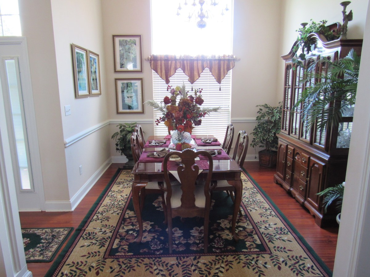 STAGING A HOME IS LIKE STAGING LIFE
