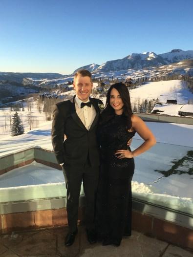Telluride Wedding The Peaks Hotel