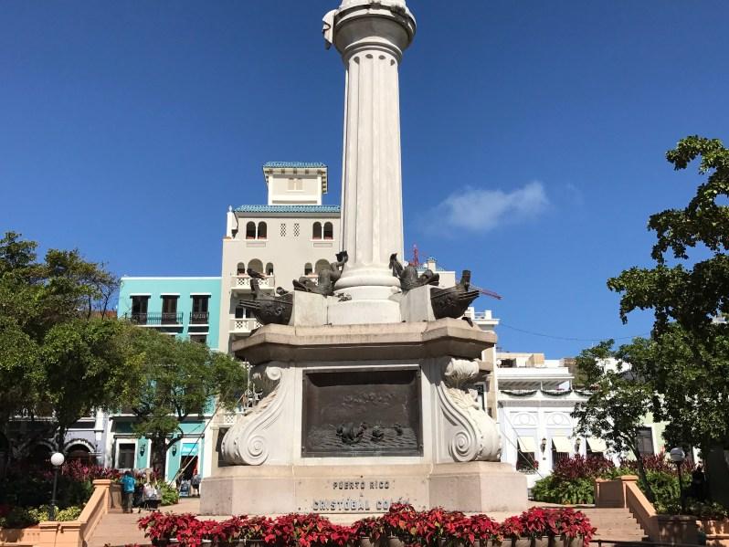 Old San Juan Square.JPG