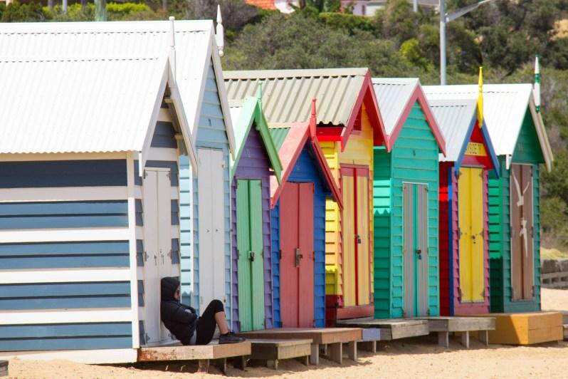 Brighton Bath Houses Melbourne Australia 4