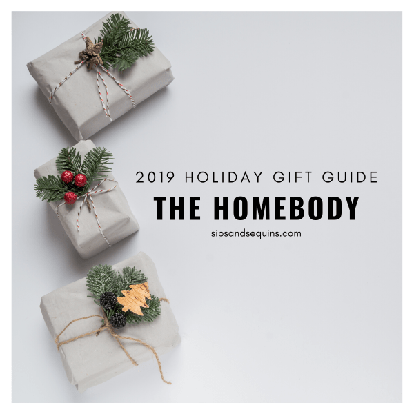 Holiday Gift Guide Homebody
