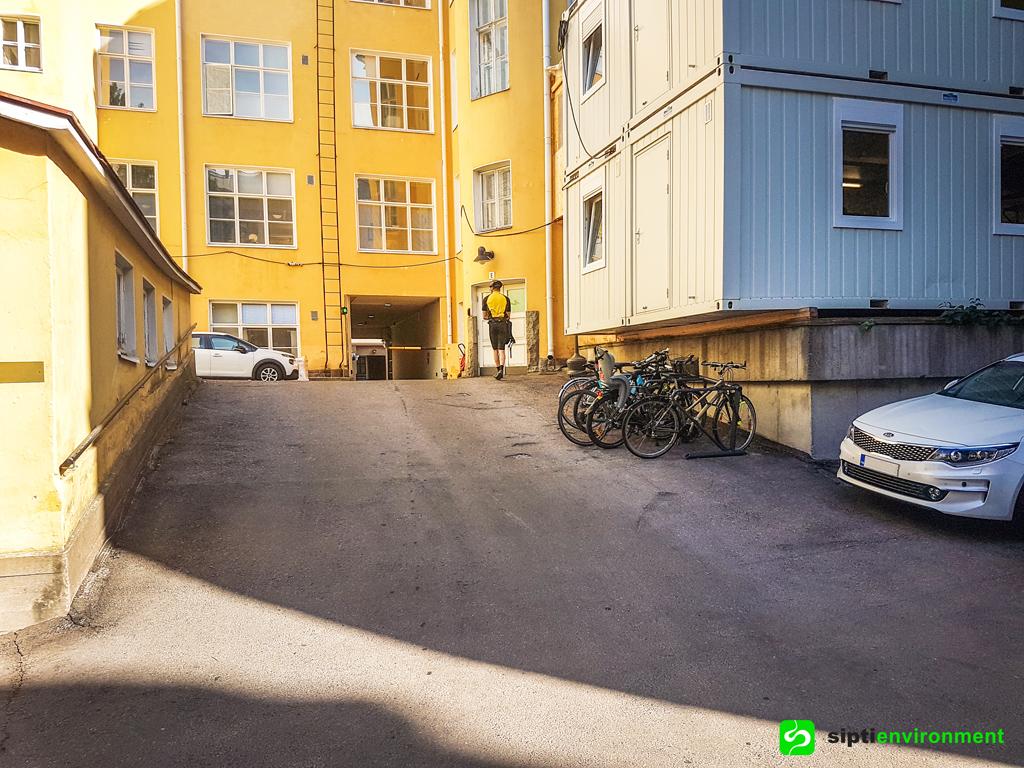 Kustannusosakeyhtiö Otavan tontin maaperän haitta-ainetutkimus