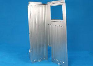 China Simple process sheet metal punching parts