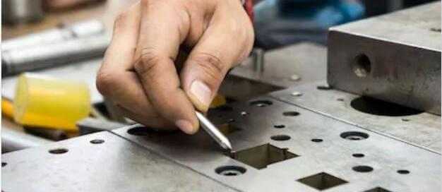 Design progressive die stamping tooling