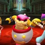 Super Smash Bros. for Nintendo 3DS & Wii U – Bayonetta vs. Corrin Gameplay