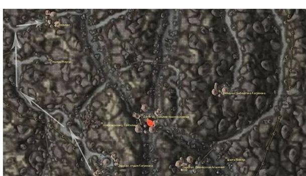 Morrowind Map - 25