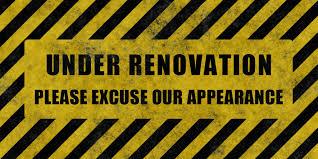 under renovation image