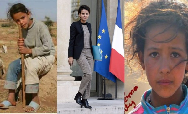 najat Belkacem from Moroccan Shepherd Girl