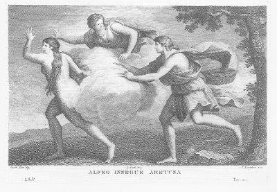 Alfeo Insegue Aretusa