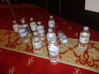 Bottles Left Over