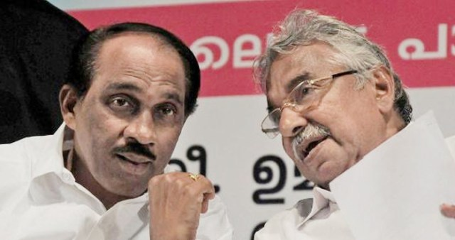 k babu oommen chandy