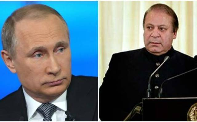 russia and pakistan